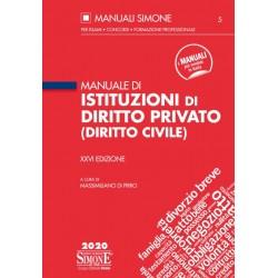 Manuale di Istituzioni di...