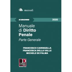MANUALE DI DIRITTO PENALE -...