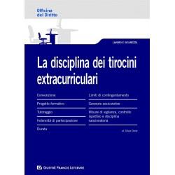 Disciplina dei Tirocini...