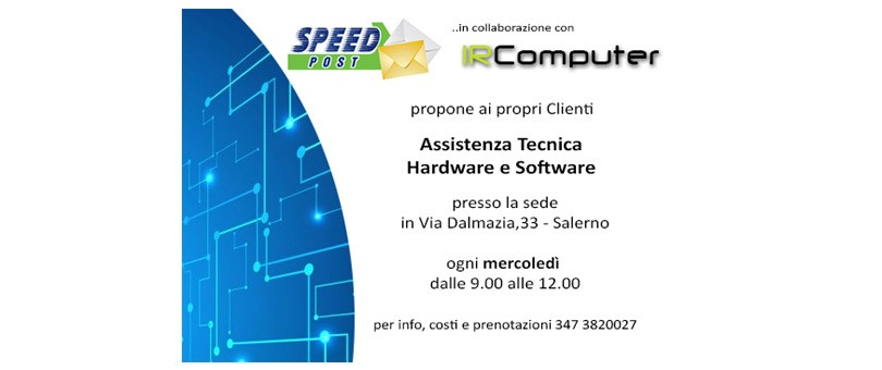 Assistenza tecnica hardware e software